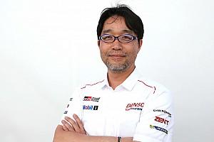 WEC Noticias de última hora Toyota tiene a un nuevo presidente para el WEC