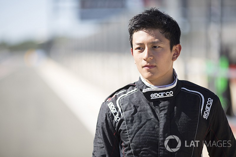 Honda to field Haryanto in Super Formula rookie test