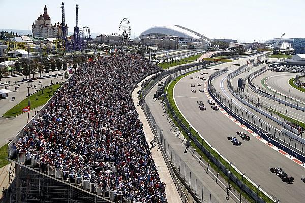 Формула 1 Гран При России 2018 года перенесли на осень