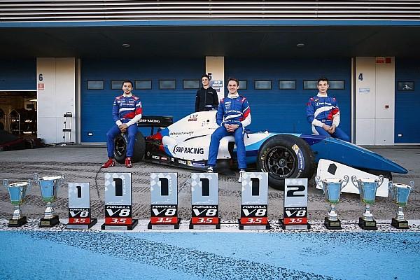 FIA F2 Интервью «У нас с Red Bull разные задачи». Петр Алешин о «молодежке» SMP Racing
