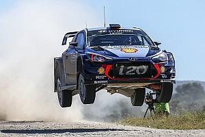 WRC Résumé de course Neuville s'impose au bout d'un incroyable suspense
