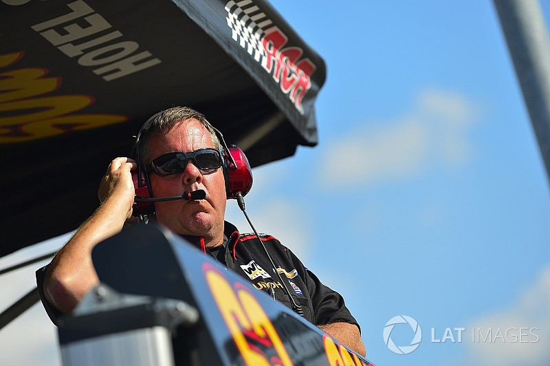 Veteran crew chief Shane Wilson joins JGL Racing