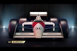 Videogiochi Ultime notizie F1 2017: ecco la lista completa delle vetture storiche del videogioco