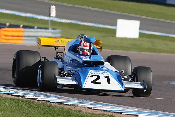 Vintage Preview F1 versus F5000 in Silverstone International Trophy re-creation