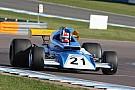 Vintage Kembalinya pertarungan mobil F1 vs F5000 di Silverstone