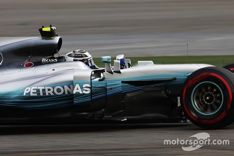 Wolff: Vettel a battu Bottas de