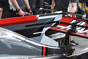 Formel-1-Technik: Wie Haas den T-Flügel legal gemacht hat
