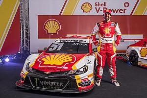 "Stock Car Brasil Entrevista Com ""carro do vice"", Átila renova expectativas na Shell"