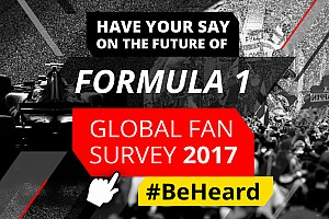 Motorsport Network lancia il secondo Global Fan Survey sulla Formula 1