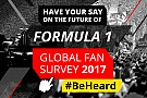 Formula 1 Motorsport Network launches second Global Fan Survey about F1