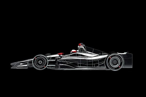 IndyCar: svelati i disegni dei kit aerodinamici per le vetture 2018