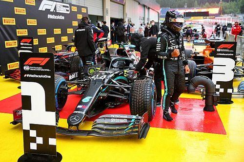 Гран При Штирии: стартовая решетка