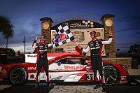 Nasr regresa a IMSA y gana en Sebring, Montoya con top 10