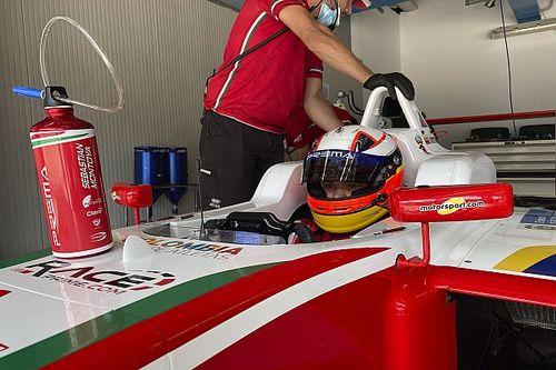 Sebastian Montoya, le simracing pour travailler son pilotage