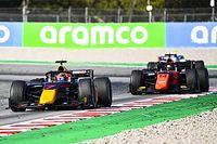 【動画】2020 F2第6戦バルセロナ レース1ハイライト