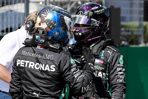 """Daimler CEO'su: """"2021'de Bottas ve Hamilton'ı takımda tutacağız"""""""