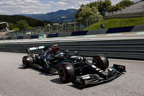 """Bottas admite que Mercedes está """"en su propia liga"""""""