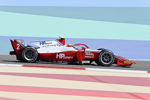 F2, Bahrain: Piastri si prende una Gara 2 spettacolare