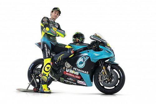 SRT представила мотоцикл Росси для сезона-2021
