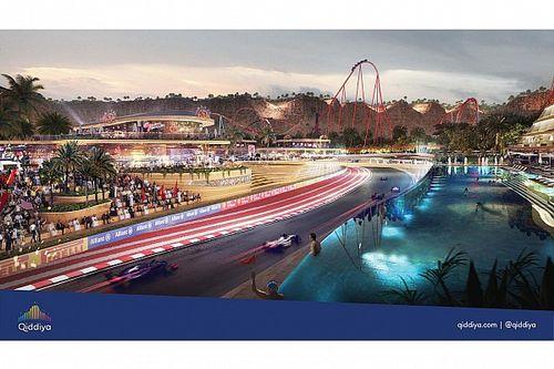 Suudi Arabistan pisti, 2023'te F1 için hazır olmayı hedefliyor!