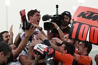 Photos - Les 100 victoires de KTM en Grand Prix