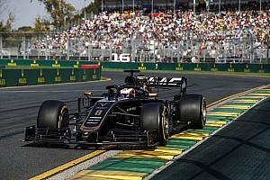 هاس: إمكانيّات السيارة تتجاوز إحباط وقفة الصيانة في أستراليا