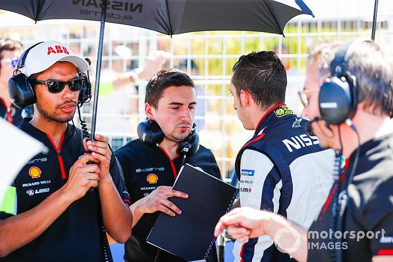 Diaporama : les suisses Buemi et Mortara dans le Santiago E-Prix en Formule E