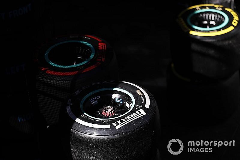Pirelli revela la selección de neumáticos de los equipos para el GP de Australia