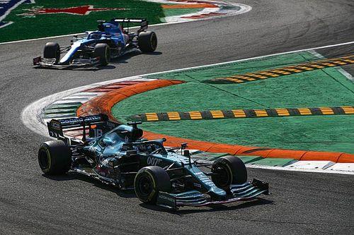El castigo a medias a Stroll que molestó a Alonso