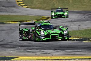 Petit Le Mans: Pipo Derani conquista la pole in una sessione thrilling