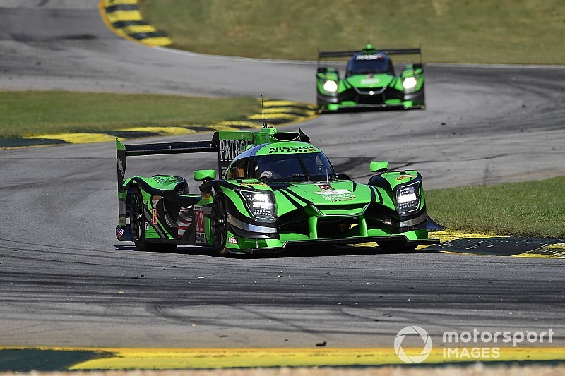 Derani toma la pole para Petit Le Mans y Montoya desde el octavo