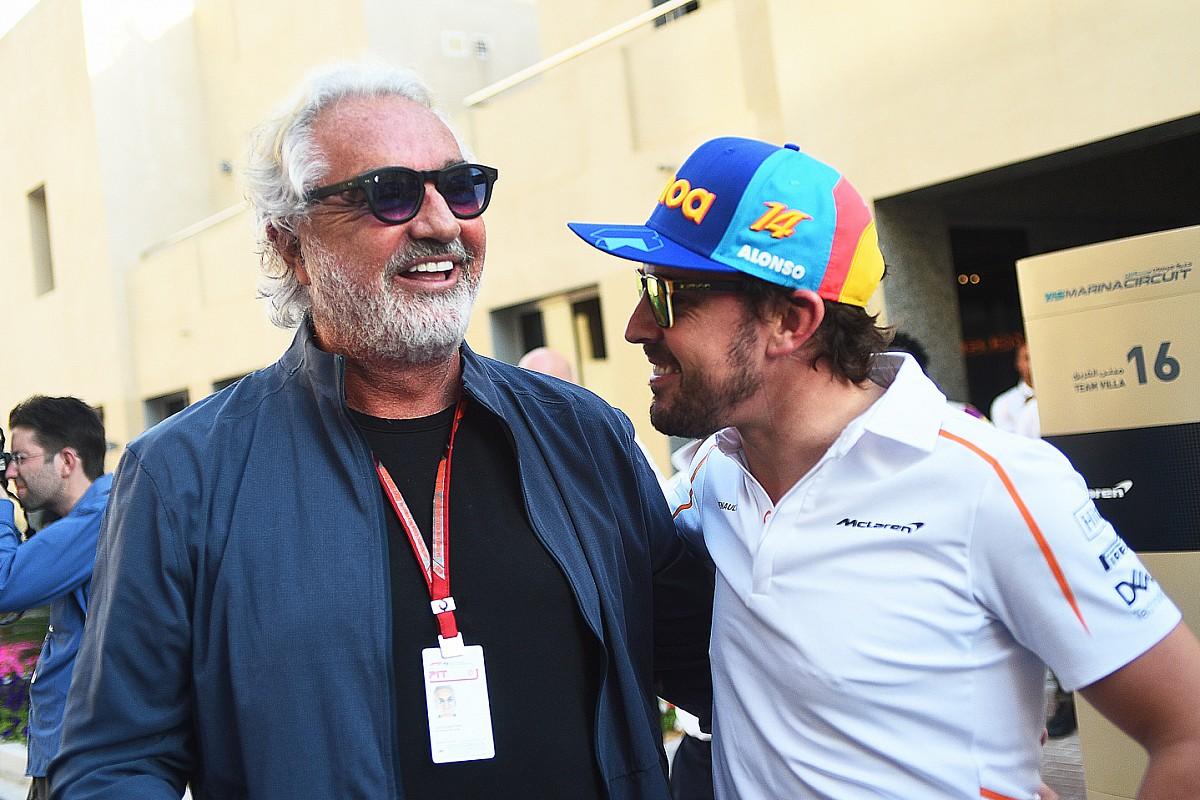 Briatore: Alonso teria sido campeão com a Ferrari este ano