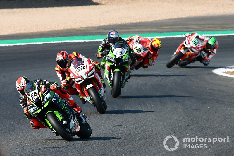 World Superbike reveals 18-rider 2019 entry list