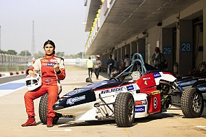 Sneha Sharma to race in Malaysia in MSF series
