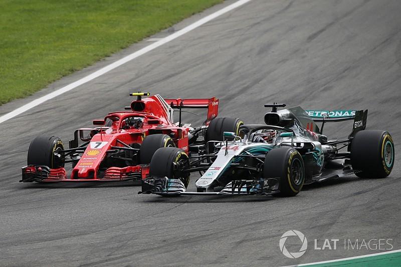 【動画】F1第14戦イタリアGP決勝ハイライト
