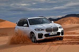 BMW представила кросовер X5 для пустелі?