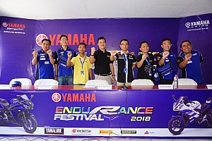 Yamaha Endurance Festival meluncur September 2018
