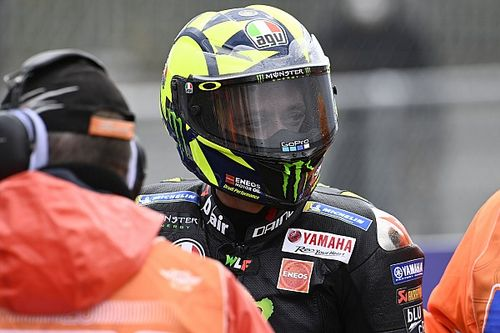 Yamaha не заменит Росси и на следующем этапе