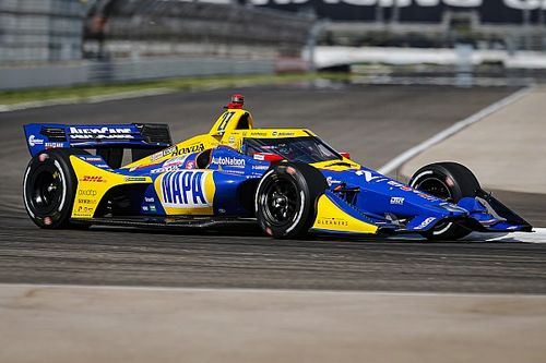 Rossi again left angered by officialdom at Indy