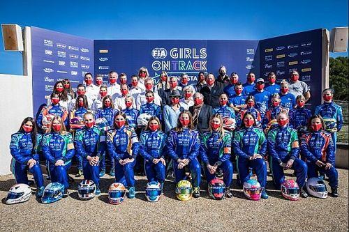 目指せフェラーリ育成! 女性ドライバー選考キャンプは残り8名に。Jujuも無事通過