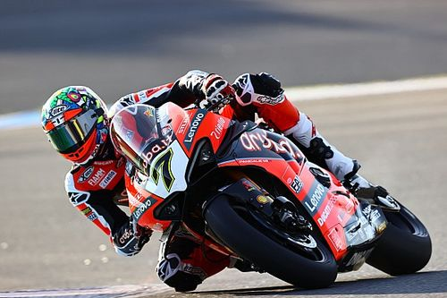 Estoril WSBK: Davies leads Ducati 1-2 in season finale