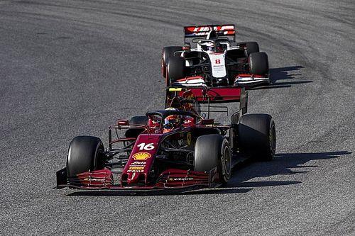 ثنائيّ فيراري يعترفان بتراجع وتيرة سباق فيراري في موجيللو