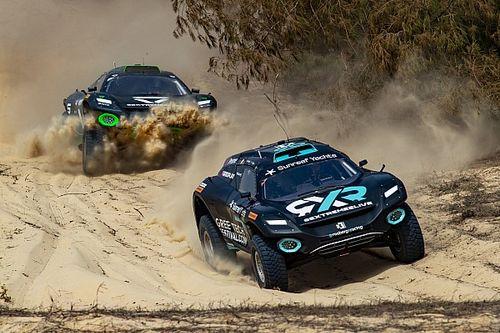 Awal Kerja Sama Motorsport Images dan Extreme E Memuaskan