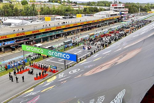 F1 teams scrambling for COVID vaccines before Dutch GP