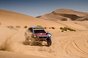 其他拉力赛 比赛报告 SS13赛段迎巴丹吉林沙漠珠峰考验 德普雷无限接近冠军
