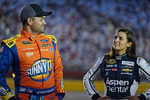 Danica Patrick and Ricky Stenhouse Jr. split after five years together