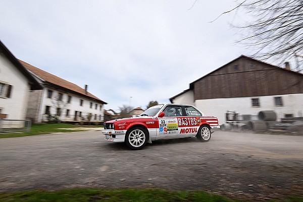 Rallye suisse Diaporama Diaporama: le Critérium Jurassien gagné par Michaël Burri