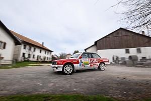 Schweizer rallye Fotostrecke Bildergalerie: Sieg von Michaël Burri beim Critérium Jurassien