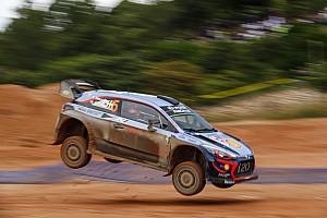 WRC Résumé de course Neuville et Gilsoul s'imposent au sprint en Italie!