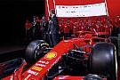 Forma-1 BRÉKING: itt az új Ferrari – Vettel és Räikkönen gépe - SF71H